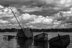 Abandoned Old Boats